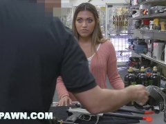XXXPAWN - Getting Nicole Rey Out Of A Pickle (xp15868)