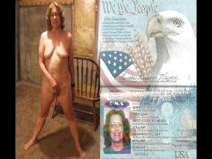 Bondage Whore From Maryland Exposed Nude