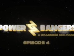 Brazzers - Power Bangers: A XXX Parody Part 4