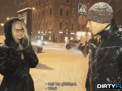 Dirty Flix – Winter-time casual fuck