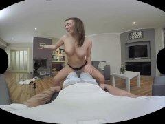 Vanessa Decker Is Irresistible in Virtual Reality