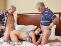 BLUEPILLMEN - Introducing Old Man Duke to Teen