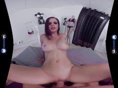 BaDoinkVR Fuck Busty Nekane In Dressing Room VR Porn