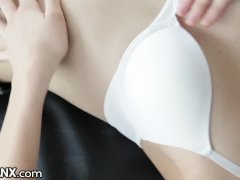 LesbianX Ana Foxxx Cums with Alexa Grace on her Face