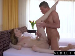 Brother Blindfolded & Fucked By Busty