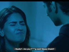 Karishma Sharma Ragini MMS Returns Hot Makeout Scene