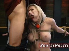 Mom punishes playmate's daughter anal