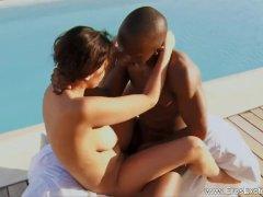 Ebony Lovers Know How To Fuck