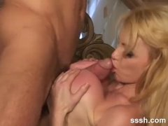 Hardcore Close Up Action Shows Orgasmic Ecstasy On This Couples Faces