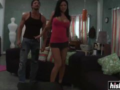 Mason Moore Fucks as her Man Watches (HUU)