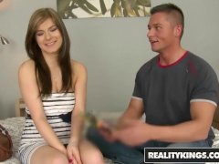Reality Kings -  Sinful Guest Charlotte Sabby, never pays cash only with se
