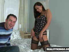Reality Kings - Cipriana does not pay rent but does get ass fucked