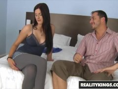 Reality Kings - No need for english Mira Sunset speaks sex and gets a free