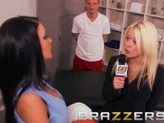 Brazzers - Jessica Jaymes & Mr. Pete - Post Game Climax