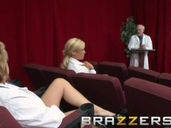 Brazzers - Doctor's Adventure - Hailey Young & Marco Banderas & Tommy Gunn