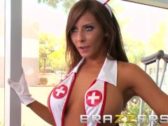 Brazzers - Doctor's Adventure - Madison Ivy & James Deen - You're no Nurse