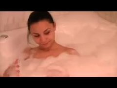 Love my bubble bath