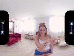 BaDoinkVRcom Honeymoon Banging With Blonde Teen Tiffany Tatum