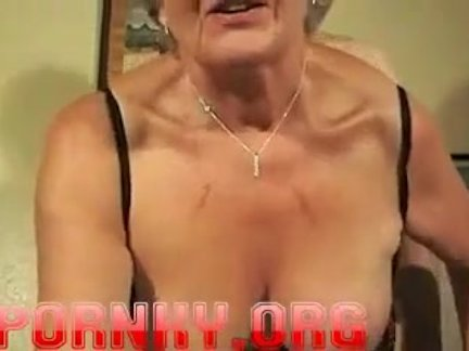Pornky.org - British Granny Steph Short