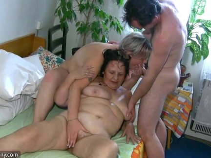 OldNanny Chubby fat granny and fat mature suc