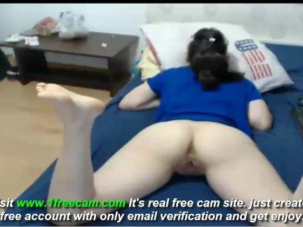 Korean sexy boobs cam at 1freecam com