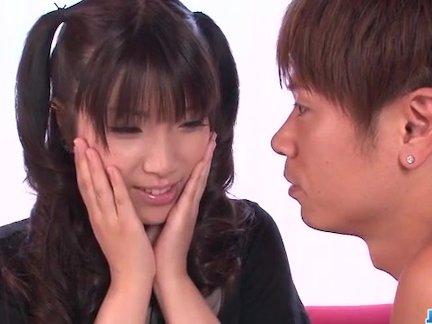 Hinata Tachibana gets jizz on her demolished