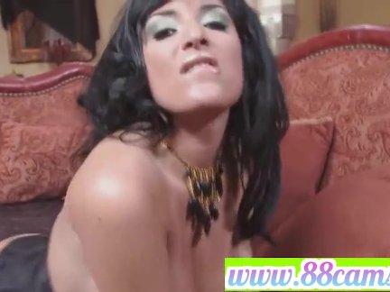 Good tits sprinkling fuck part 2