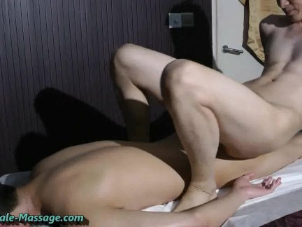 Asian Male Massage From Real Spa