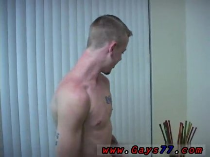 Naked male cum shot movies and gay sex in