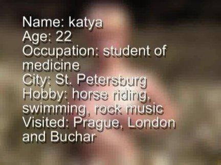 Russian porno debutantes 1