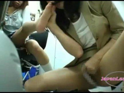Asian Schoolgirl Makes Teacher Slave Pet Part 23