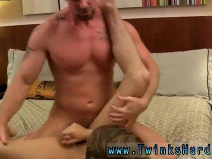 Gay male medical examination sex video