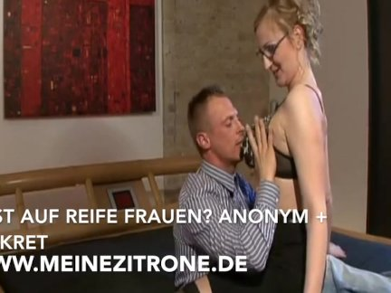 busty german mature blond teacher mother