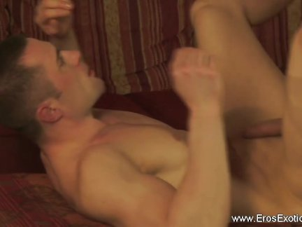 Gay Anal Sex Session