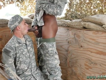 Army piss men and ripped gay army guys