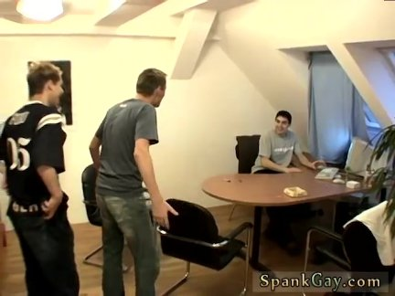 Male slave spank and gay male spanking