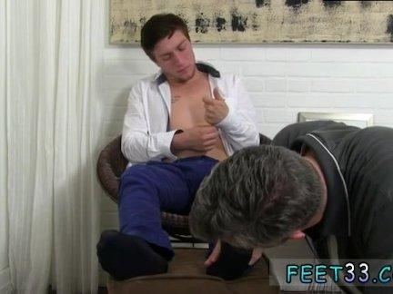 Gay sleeping feet Logans Feet &amp Socks