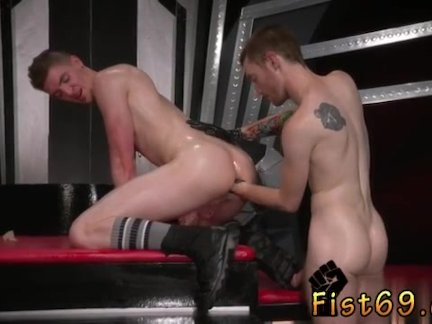 Gay older men and fist fucking first time
