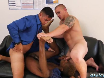 Gay male cum shot porno The crew that works