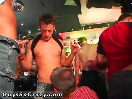 Gay male strippers cumming movietures xxx