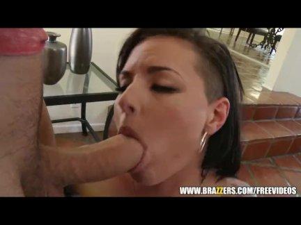 Sexy slutty babe Christy Mack fucks her ex BF - brazzers