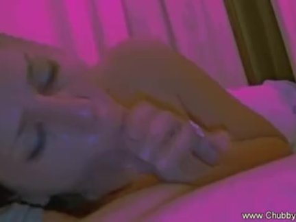 Blowjob time with Italian blonde