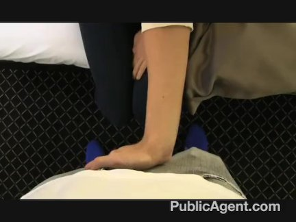 PublicAgent - 18 year old russian cutie fuck