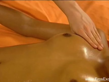 Erotic Dynamic Lesbian Massage