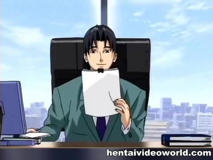 All kinds of hardest anime sex in the office