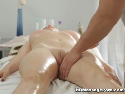 Sheilas big boobs massaged with the hard pist