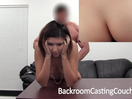 Quiet Native American's First BJ and Anal