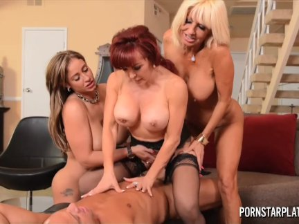 Eva Notty, Tara Holiday and Sexy Vanessa