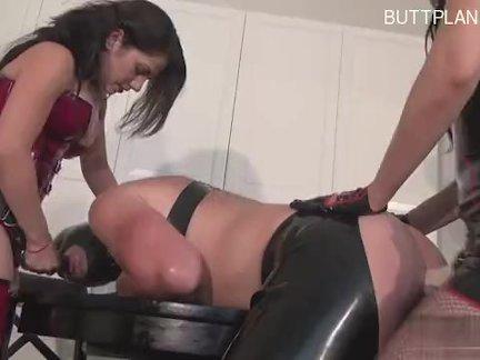 natural tits punishment