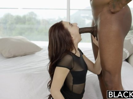 BLACKED Mandy Muse has anal sex with BBC